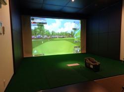 ゴルフシミュレーター