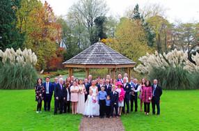 Group Photos at Albrighton Hall, Shrewsbury