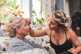 Mother-daughter bond