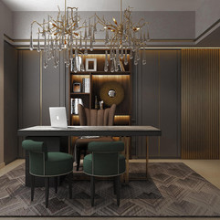 ArchLuxe | Home Office | Study Room