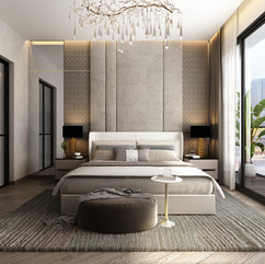 ArchLuxe | Landed Master Bedroom