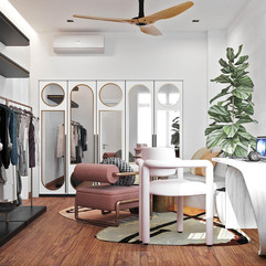 ArchLuxe | Fashion Designer Home Office
