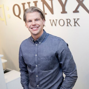 Quinyx founder Erik Fjellborg shares his story