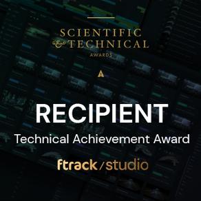 ftrack Studio wins an Oscar 🏆