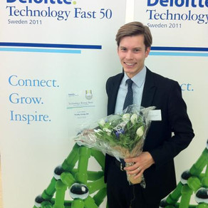 Trustly wins prize in Deloitte Rising Stars competition