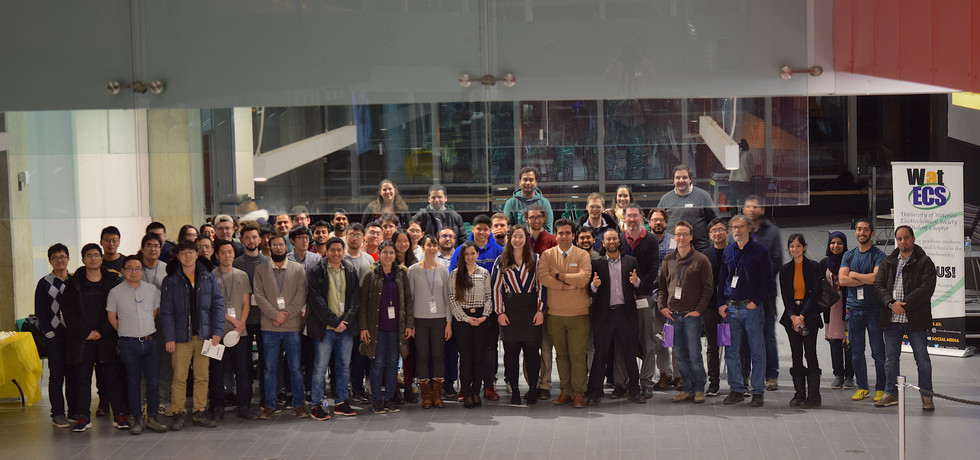 Kick-off event group photo
