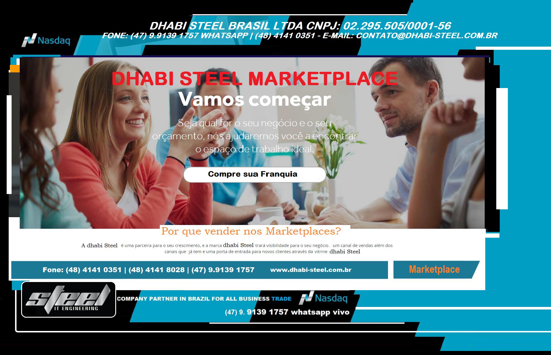 DHABI STEEL B2C