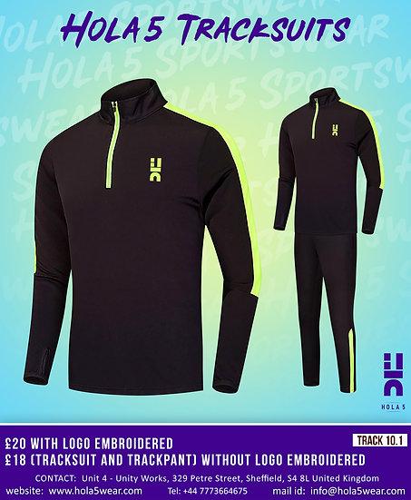 #hola5 Track Suits D3 Upper & Bottom