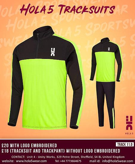#hola5 Track Suits D4 Upper & Bottom