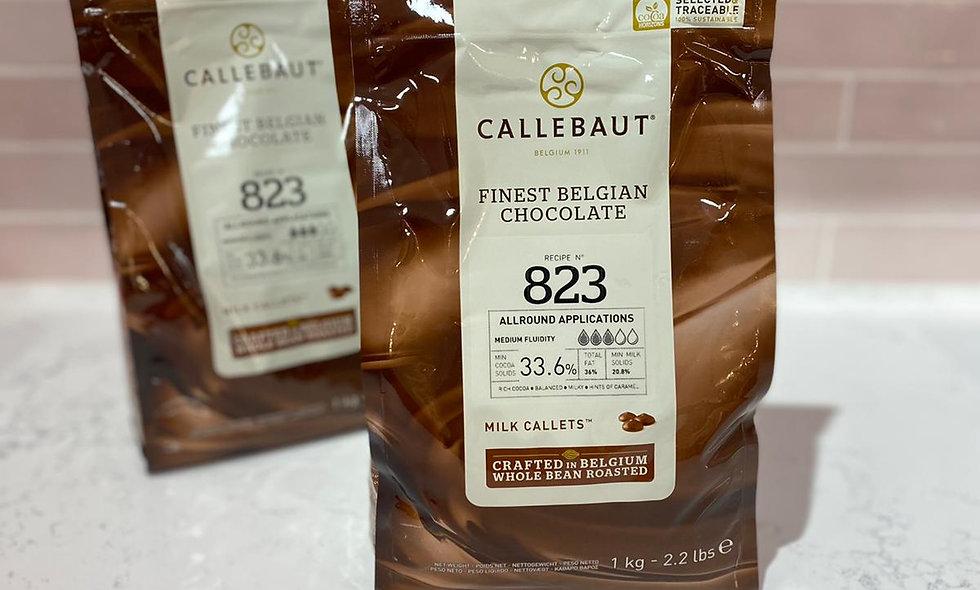 שוקולד חלב קליבו 33.6%