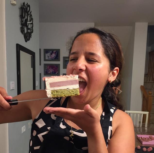 עוגת ראווה מתוך סדנת רובי