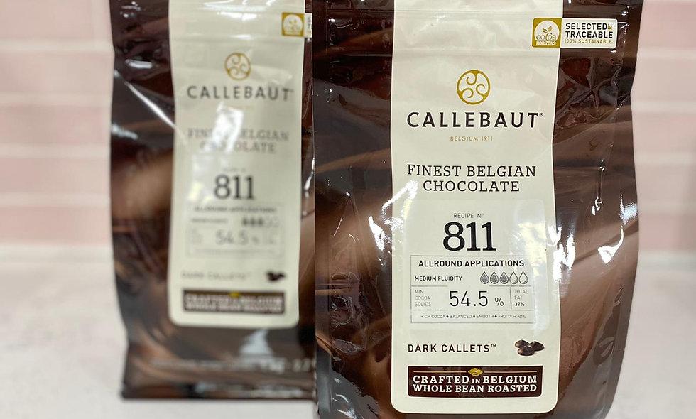 שוקולד מריר קליבו 54.5%