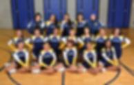 JRLA '17-'18 Cheerleading Team