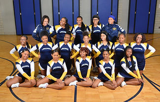 JRLA '17-'18 Cheerleading Team