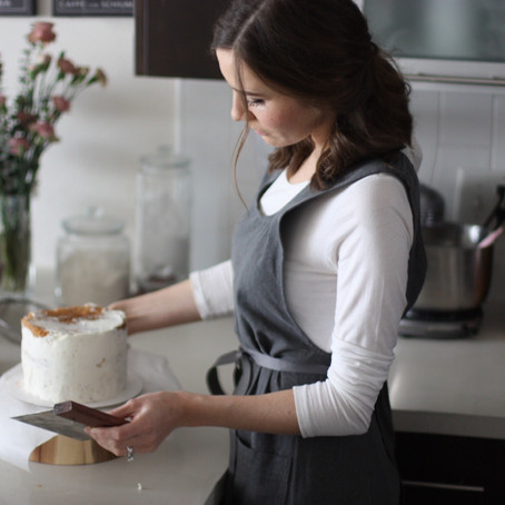 Guest Spotlight - Julia, Food Photographer, Stylist and Baker of Sweet Tooth Buffet