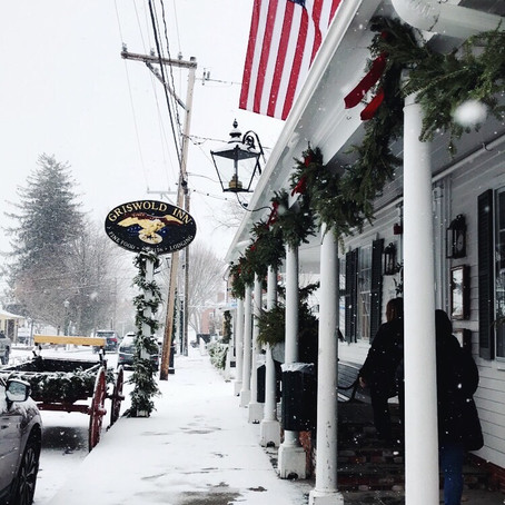 5 Reasons You Should Visit The Griswold Inn in Essex, Connecticut