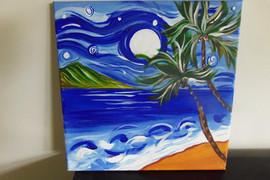 Hawaiian Stary Night