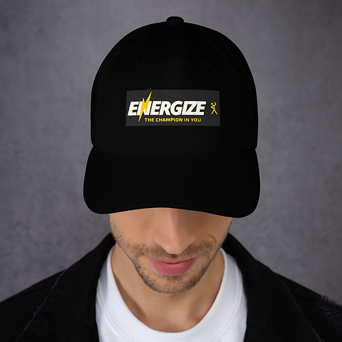 Energize the Champion Hat