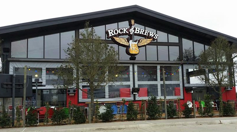 Heavy glass - Rock N Brews