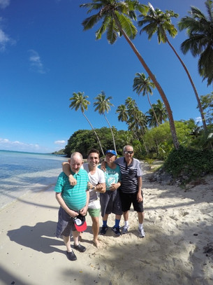 Creating a Fiji Supported Holiday Service