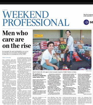 The Australian Newspaper has featured Ability Focused