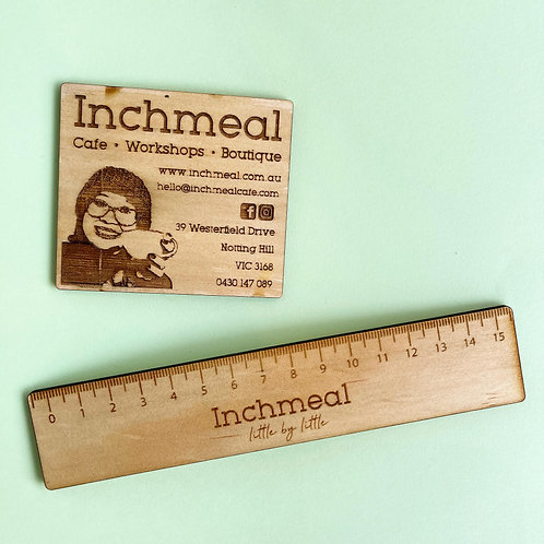 Inchmeal Magnet