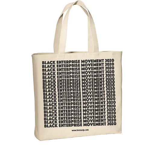 #BEM2020 Black Enterprise Movement Tote