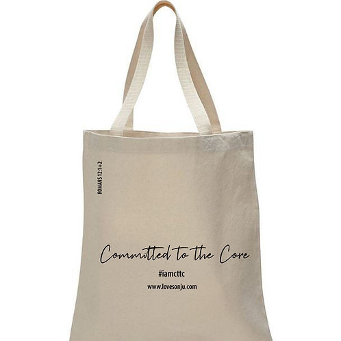 Committed Tote - Standard