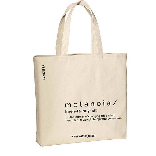 Metanoia Tote