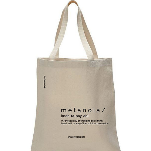 Metanoia Tote - Standard
