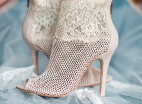 Something Old: Incorporating Shoes You Already Have Into Your Wedding Day