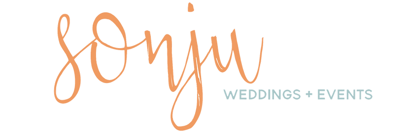 Sonju Weddings + Events Logo