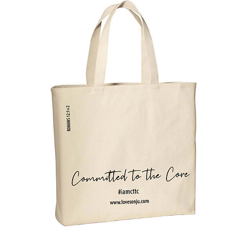 Committed Tote