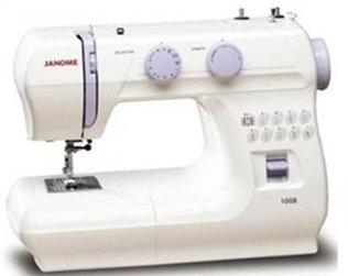 Máquina Janome 1008