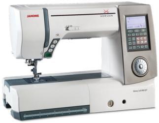Máquinas computarizadas Janome MC8900QCP