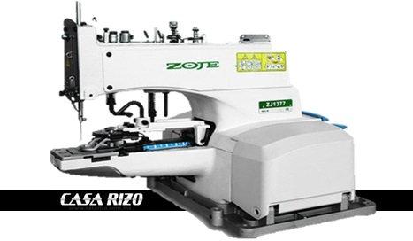 Botonadora industrial Zoje modelo ZJ1377