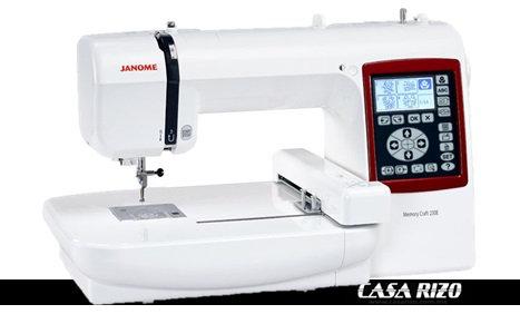 Bordadora Janome mc230e