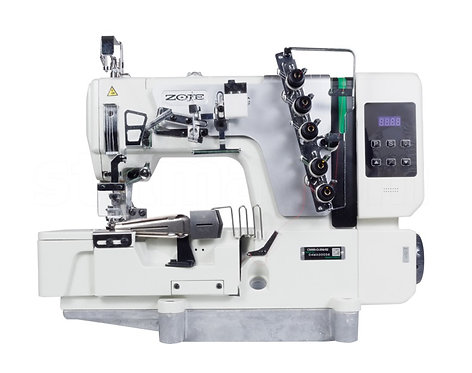 Maquina collaretera Zoje C5000-G-364-02