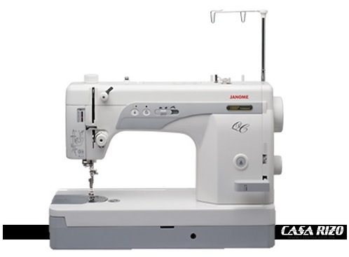 Máquina semi industrial Janome 1600QCP