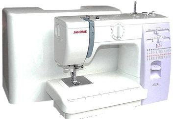 Máquina de coser Janome 423