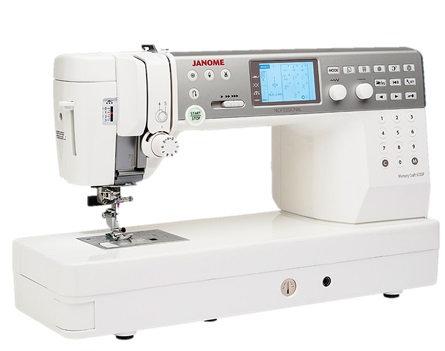 Máquina Janome mc6700p