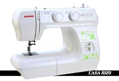 Máquinas de coser Janome 2212