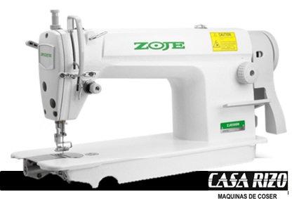 Máquina recta Zoje mod. zj8500 g