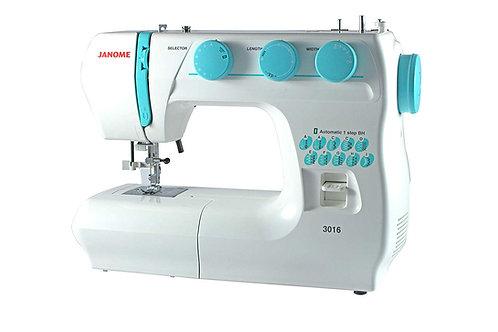 Máquinas de coser Janome 3016 *Envío gratis