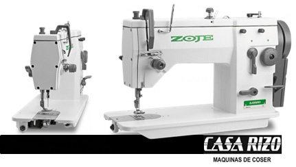 Máquina Zig Zag  Zoje zj20u53