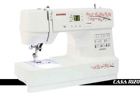 Máquina de coser computarizada Janome 1030 mx