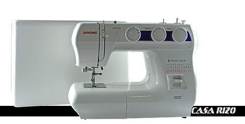 Máquina de coser Janome 2222