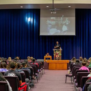 Career Day at TUHS - Guest Speaker