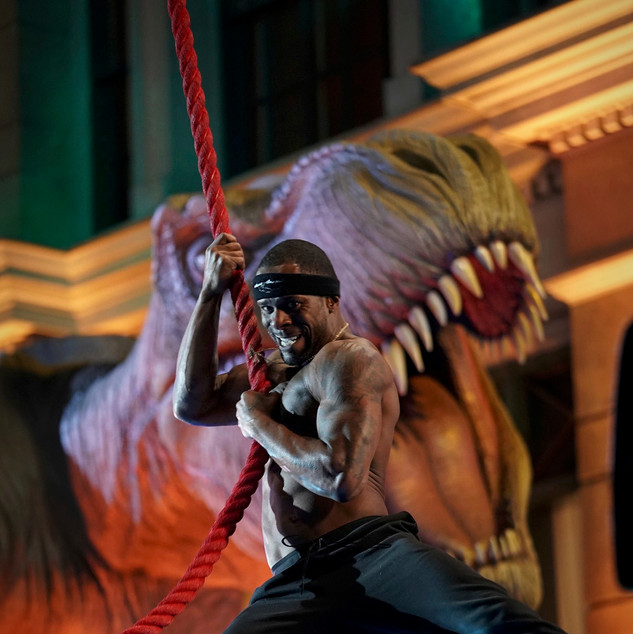 ANW 10 - Jurassic Park Theme
