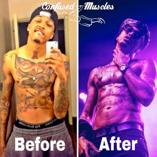August Alsina - 6 Week Transformation